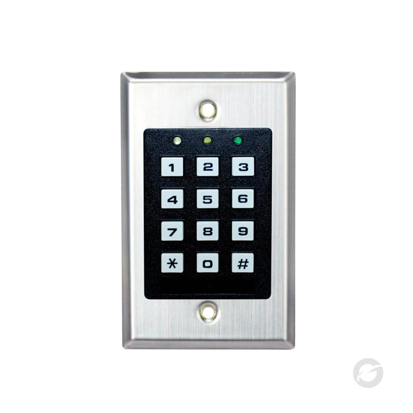 GESS Access Control Stand Alone ACKPL10KUO