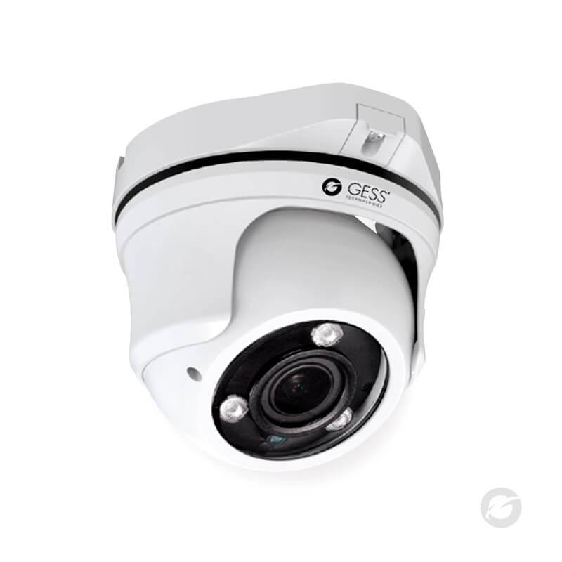 GESS Surveillance Cameras 4in1 GESSU-2ACT620CVRA-W2