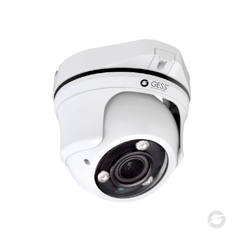 GESS Surveillance Camera 4 in 1 GESSX-2ACT620CMVRA-W2