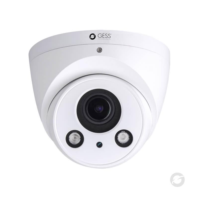 GESS Surveillance Cameras 4in1 GESSX-CVI640CMVR-W2