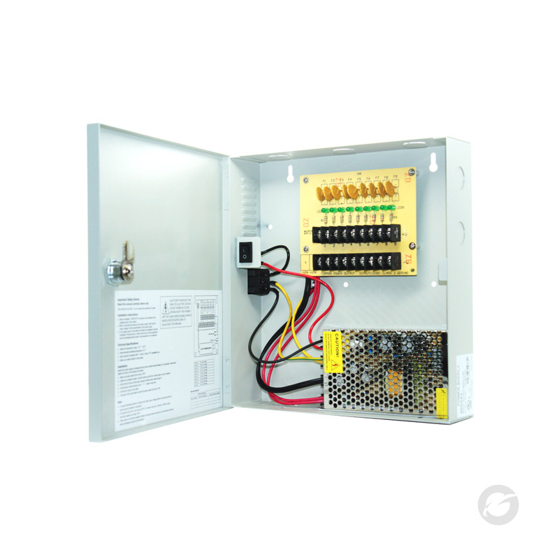 Power Supply PB 9CH10A UL - GESS Technologies