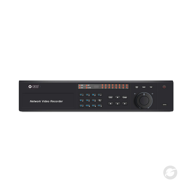 Video Recorder GESSXHD-NVR3220S - GESS Technologies
