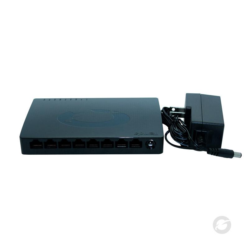 TENDA-GBS8PS Networks - GESS Technologies