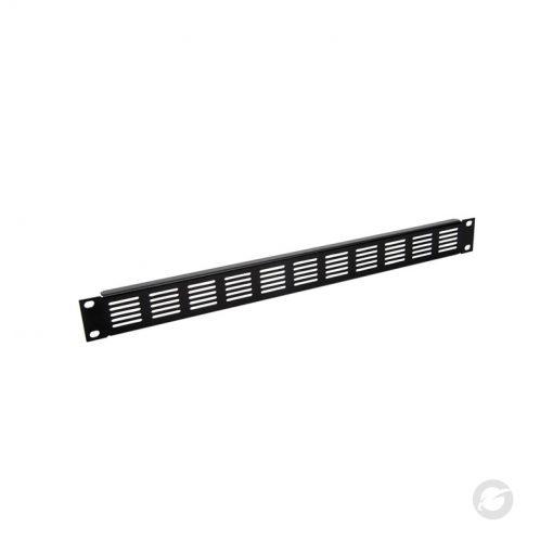 Rack 1UV - 1U Vented Blank Panel