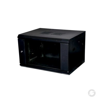 "6U Wall Enclosure 12"" Depth - GESS Technologies"