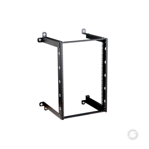 Rack Wall 6U Frame - Wall Rack Frame Only 6U