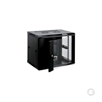 Rack Wall 9u - Wall Mount Rack Cabinet 9U - GESS Technologies